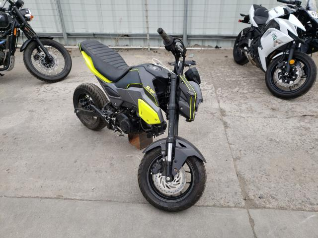 Salvage cars for sale from Copart Littleton, CO: 2017 Honda Grom 125