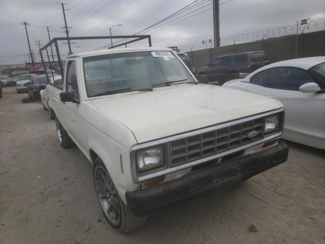 Ford Ranger Vehiculos salvage en venta: 1988 Ford Ranger
