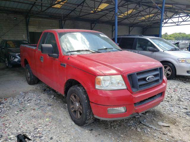 Salvage cars for sale from Copart Cartersville, GA: 2004 Ford F150