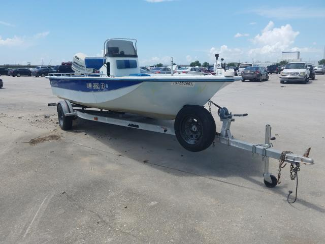 Salvage cars for sale from Copart New Orleans, LA: 1995 Pred Boat