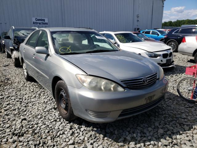 Salvage cars for sale from Copart Windsor, NJ: 2005 Toyota Camry LE
