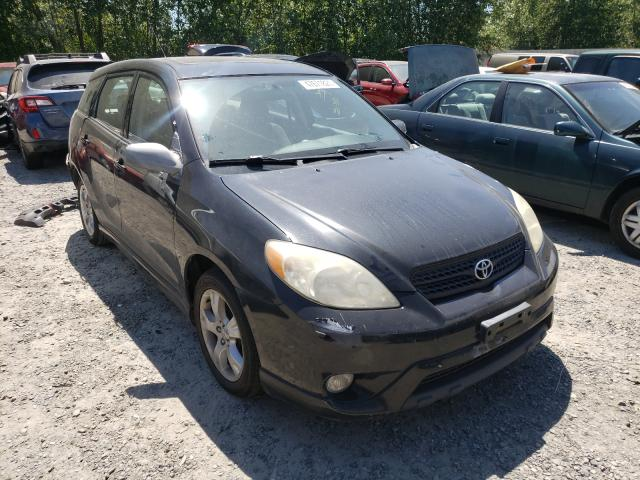 Salvage cars for sale from Copart Arlington, WA: 2007 Toyota Corolla MA