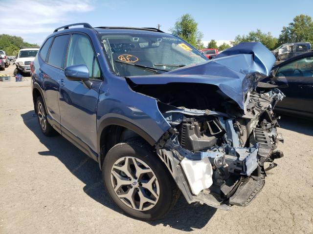 Salvage cars for sale from Copart Portland, OR: 2020 Subaru Forester P