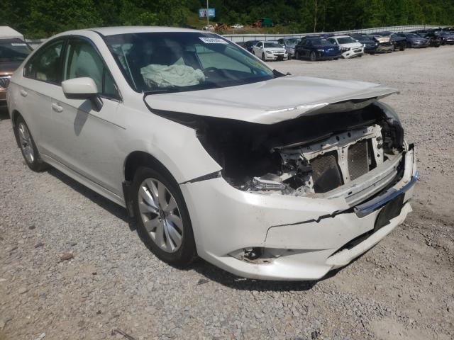 Salvage cars for sale from Copart Hurricane, WV: 2015 Subaru Legacy 2.5