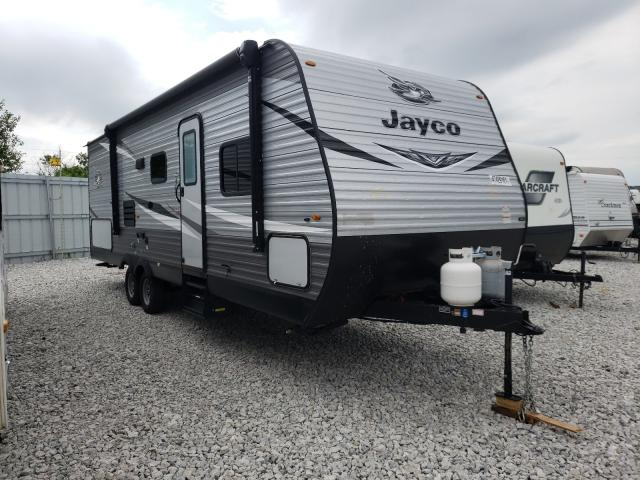 Salvage cars for sale from Copart Greenwood, NE: 2020 Jayco JAY Flight