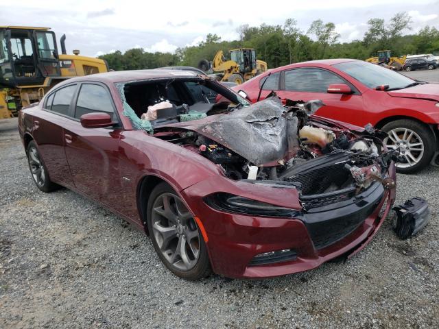2017 Dodge Charger R en venta en Jacksonville, FL