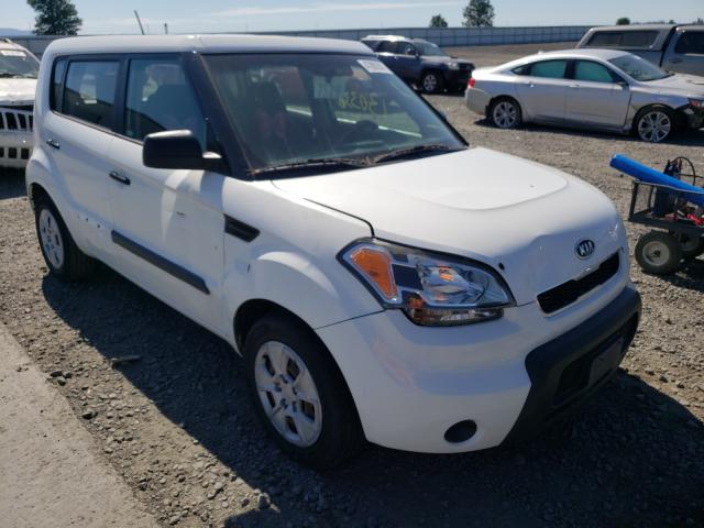 Salvage cars for sale from Copart Airway Heights, WA: 2011 KIA Soul