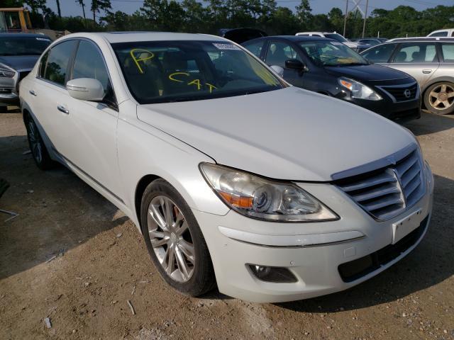 2011 Hyundai Genesis 4 en venta en Greenwell Springs, LA