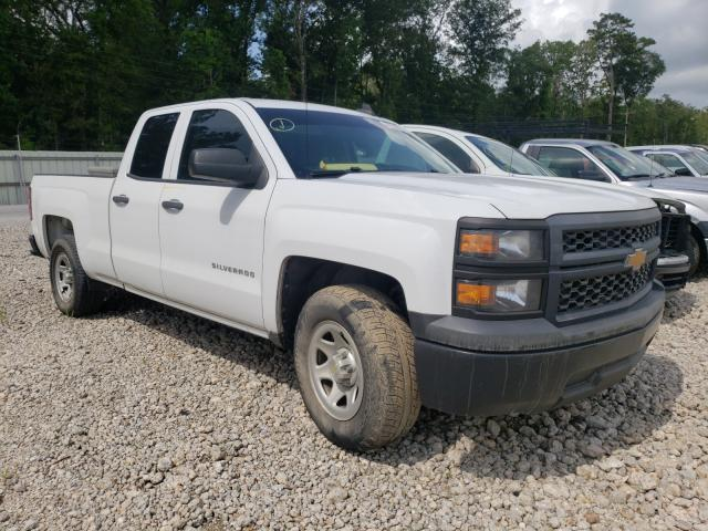 Salvage trucks for sale at Greenwell Springs, LA auction: 2015 Chevrolet Silverado