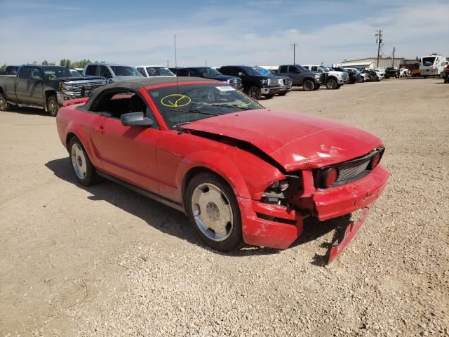 2005 Ford Mustang en venta en Casper, WY