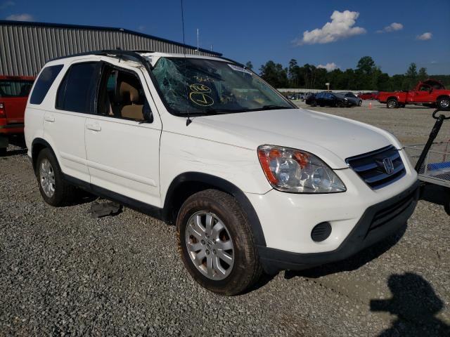Honda salvage cars for sale: 2005 Honda CRV