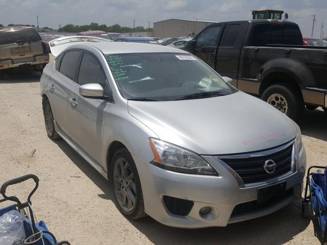 2014 NISSAN SENTRA S 3N1AB7APXEY328237