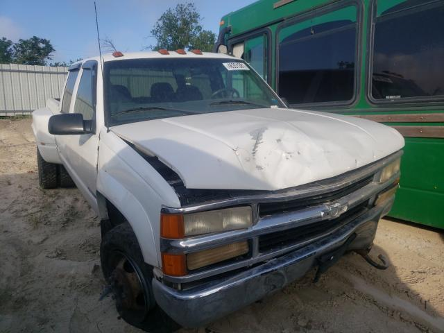 Salvage cars for sale from Copart Temple, TX: 2000 Chevrolet GMT-400 K3