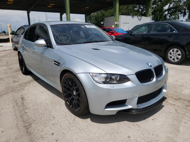Salvage cars for sale from Copart Riverview, FL: 2009 BMW M3