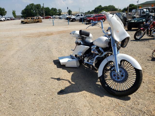Salvage motorcycles for sale at Tanner, AL auction: 2004 Harley-Davidson Flhrsi