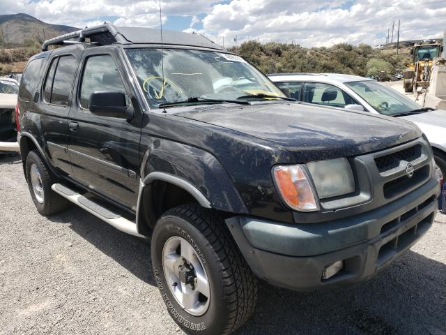 Salvage cars for sale from Copart Reno, NV: 2001 Nissan Xterra
