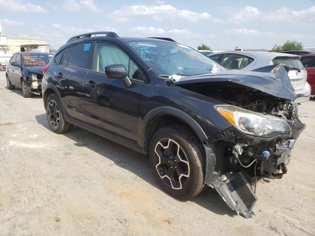 Salvage cars for sale from Copart Tulsa, OK: 2015 Subaru XV Crosstrek