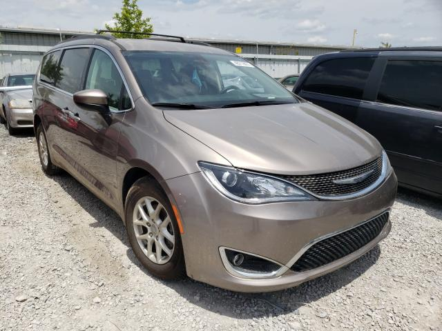 Salvage 2017 CHRYSLER PACIFICA - Small image. Lot 48212051