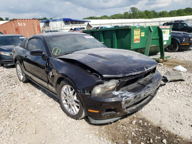 2012 FORD MUSTANG 1ZVBP8AM1C5209739