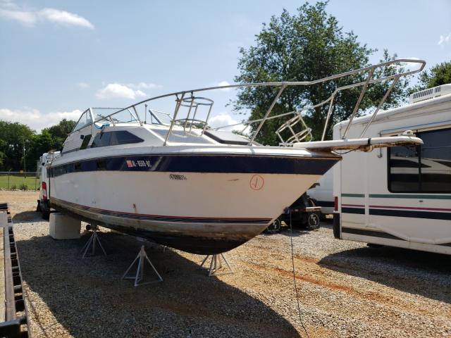 Bayliner salvage cars for sale: 1987 Bayliner Boat
