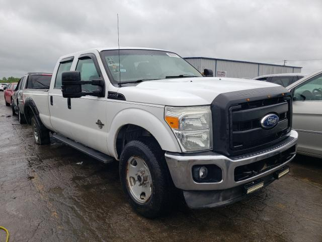 Ford F250 salvage cars for sale: 2011 Ford F250