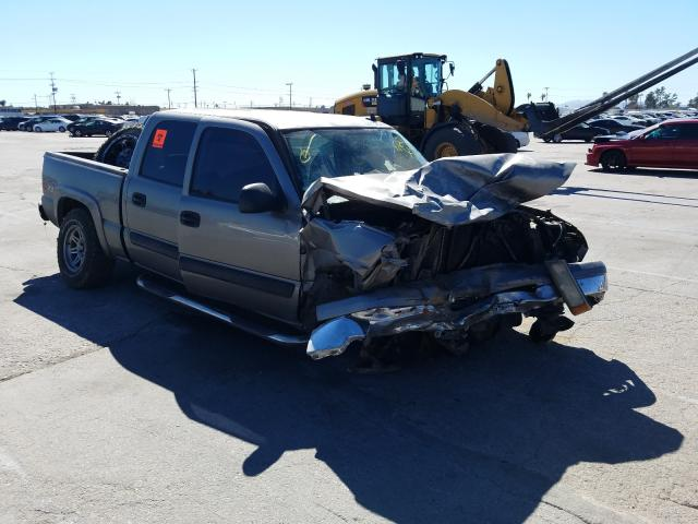 Salvage cars for sale from Copart Sun Valley, CA: 2006 Chevrolet Silverado