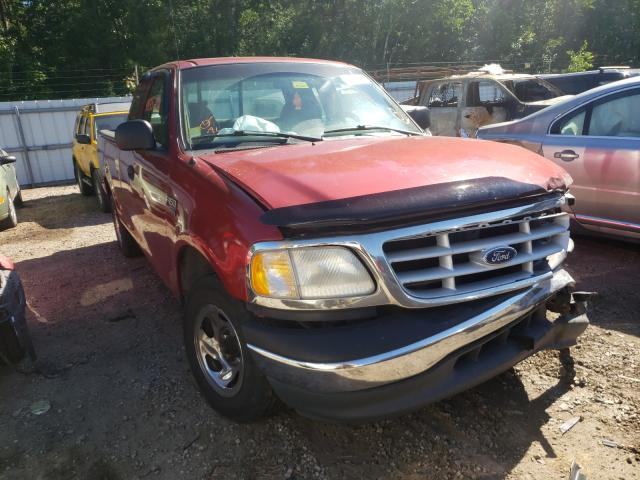 Salvage cars for sale from Copart Lyman, ME: 1999 Ford F150