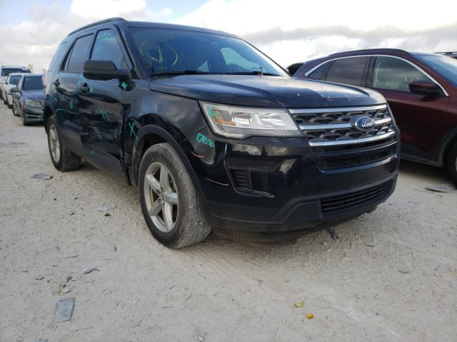 2018 Ford Explorer en venta en New Braunfels, TX