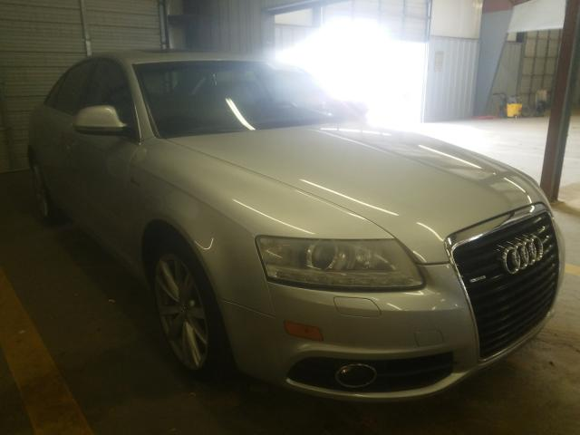 Salvage cars for sale from Copart Mocksville, NC: 2011 Audi A6 Prestige