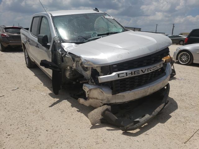Salvage cars for sale from Copart San Antonio, TX: 2019 Chevrolet Silverado