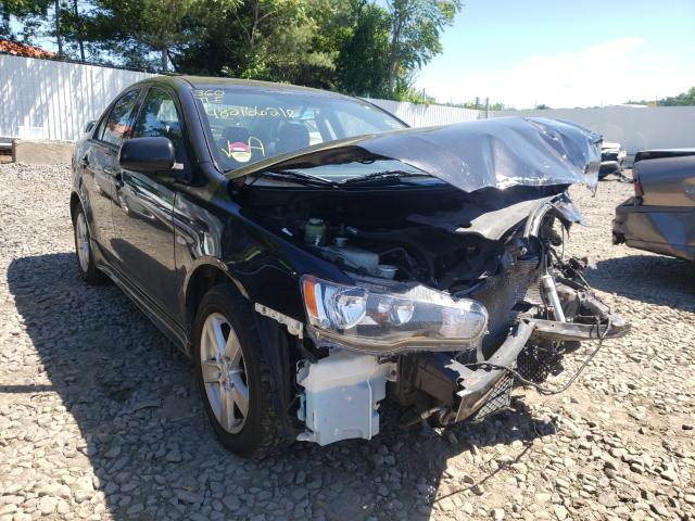 Mitsubishi salvage cars for sale: 2009 Mitsubishi Lancer ES