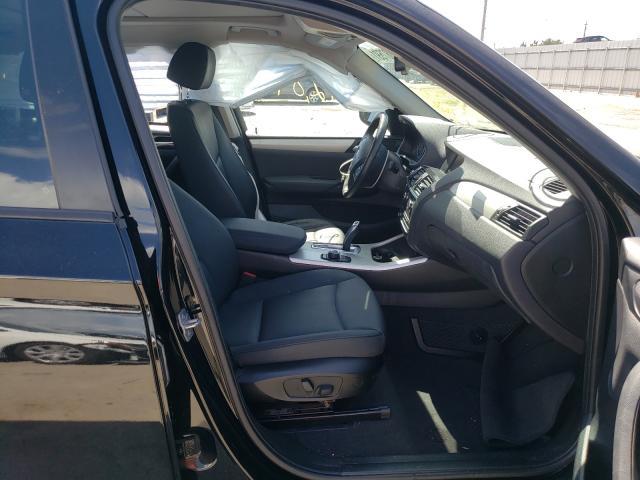 2014 BMW X3 XDRIVE2 5UXWX9C52E0D37375