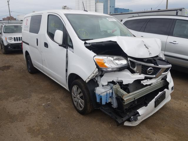 Salvage cars for sale from Copart Chicago Heights, IL: 2020 Nissan NV200 2.5S