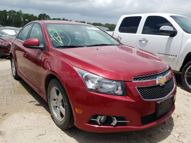 2014 Chevrolet Cruze LT en venta en Houston, TX