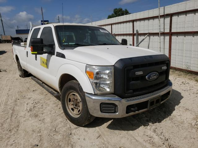 Salvage cars for sale from Copart Temple, TX: 2016 Ford F250 Super