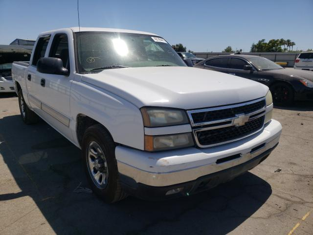 Salvage cars for sale from Copart Bakersfield, CA: 2007 Chevrolet Silverado