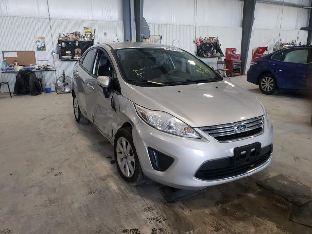 Salvage cars for sale from Copart Greenwood, NE: 2011 Ford Fiesta SE