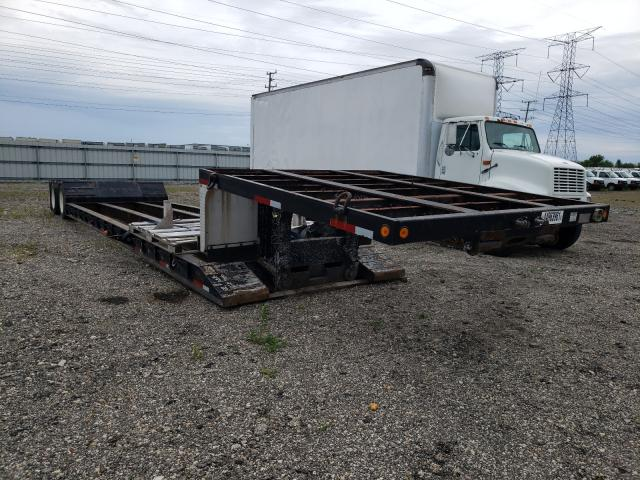 Salvage trucks for sale at Elgin, IL auction: 2006 XL Trailer