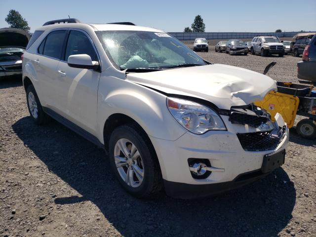 Salvage cars for sale from Copart Airway Heights, WA: 2015 Chevrolet Equinox LT