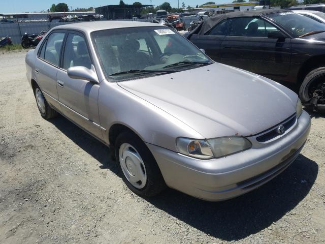 Salvage cars for sale from Copart Antelope, CA: 1998 Toyota Corolla