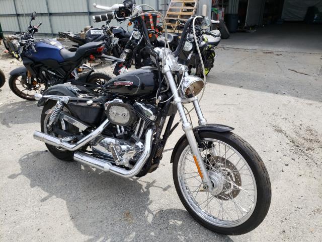 Vehiculos salvage en venta de Copart Savannah, GA: 2009 Harley-Davidson XL1200 C