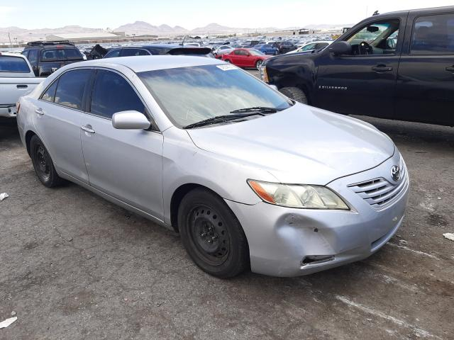 Salvage cars for sale at Las Vegas, NV auction: 2007 Toyota Camry LE
