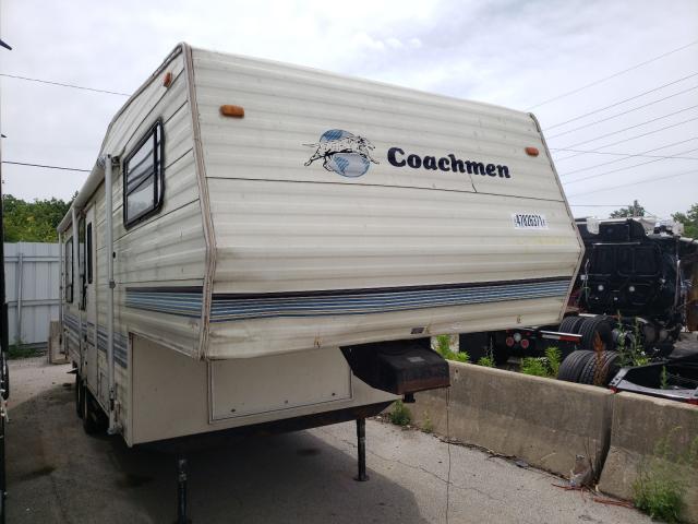 Coachmen Camper salvage cars for sale: 1992 Coachmen Camper