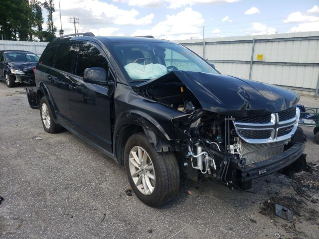 Salvage 2019 DODGE JOURNEY - Small image. Lot 47524691