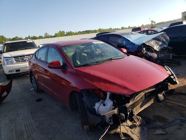 Vehiculos salvage en venta de Copart Louisville, KY: 2017 Hyundai Elantra SE