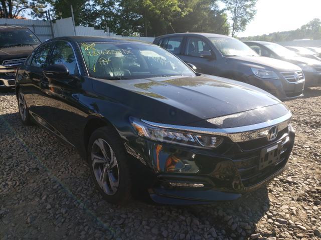 Vehiculos salvage en venta de Copart New Britain, CT: 2018 Honda Accord EXL