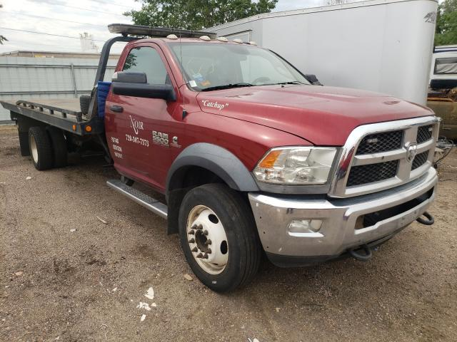 Salvage cars for sale from Copart Littleton, CO: 2014 Dodge RAM 5500