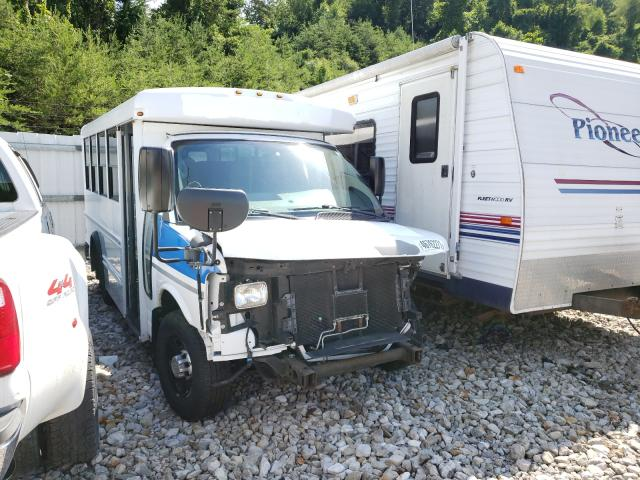 Salvage cars for sale from Copart Hurricane, WV: 2011 Chevrolet Express G3