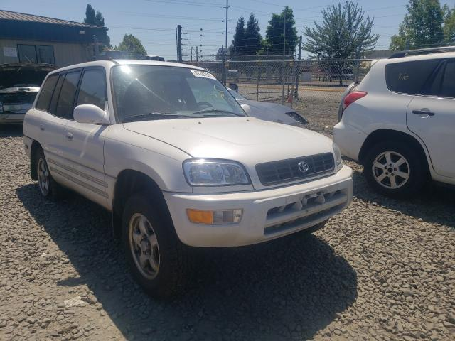 Salvage cars for sale from Copart Eugene, OR: 1999 Toyota Rav4