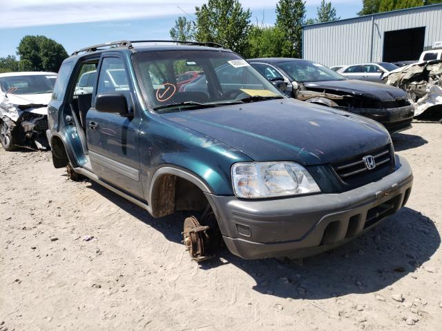 Salvage cars for sale at Portland, OR auction: 1997 Honda CR-V LX